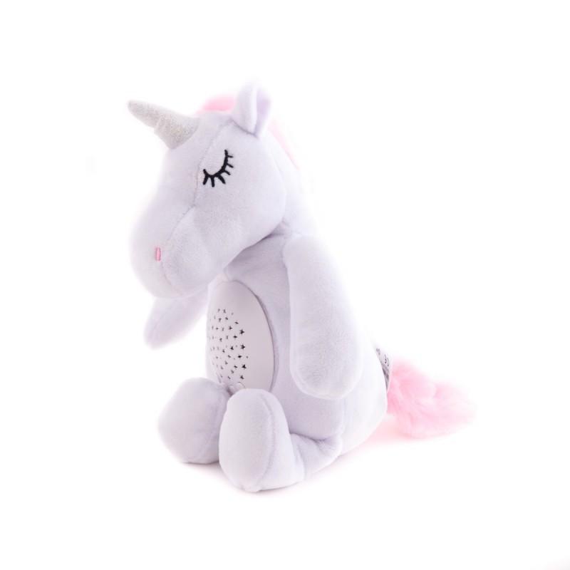 Peluche luz quitamiedos Unicorn - Baby Monsters