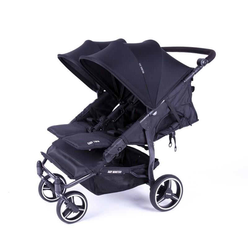 Carrito gemelar Easy Twin 3S Light - Baby Monsters