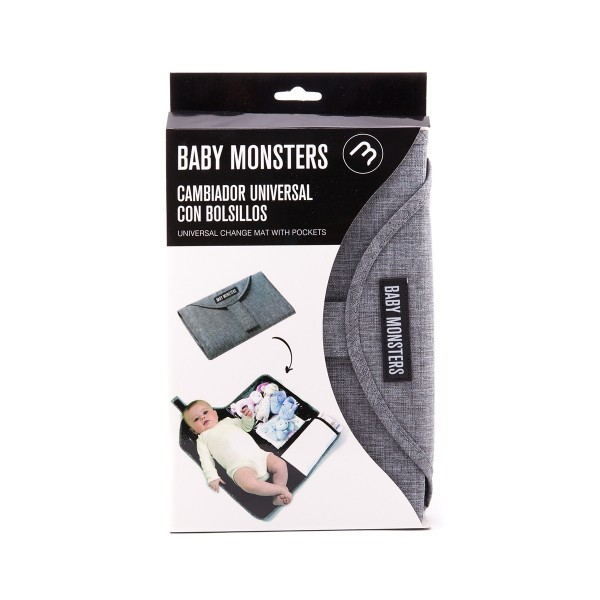 Cambiador Universal - Baby Monsters