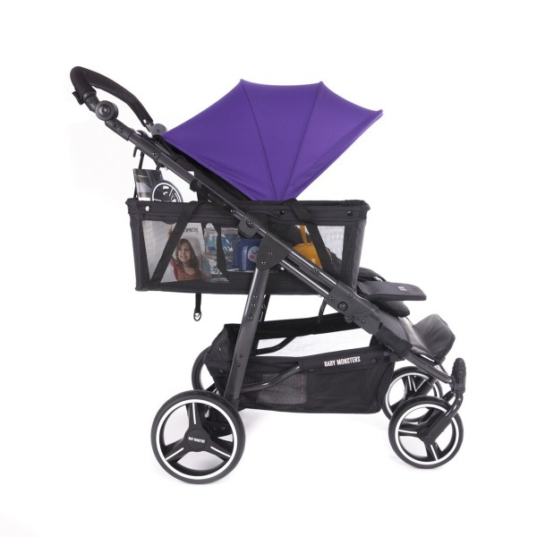 Cesta Shop&Go Easy Twin - Baby Monsters
