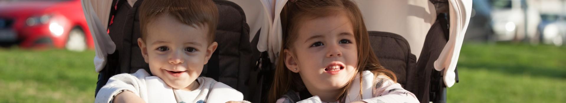 Sacos y guantes para la silla de paseo del bebé | Baby Monsters